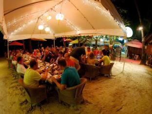 Alona Vida Beach Resort Panglao Island - Coco Vida Restaurant at Night