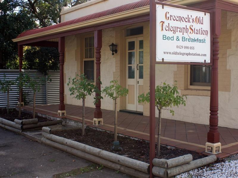 Greenock s Old Telegraph Station Bed & Breakfast - Hotell och Boende i Australien , Barossa Valley