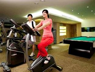 The Corner House Taipei - Fitness Room