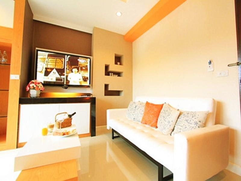 Inspire House Hotel - Hotels and Accommodation in Thailand, Asia
