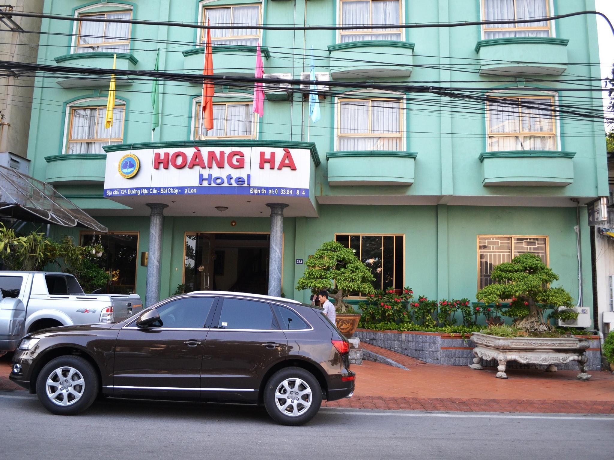 Hotell Hoang Ha Hotel Halong
