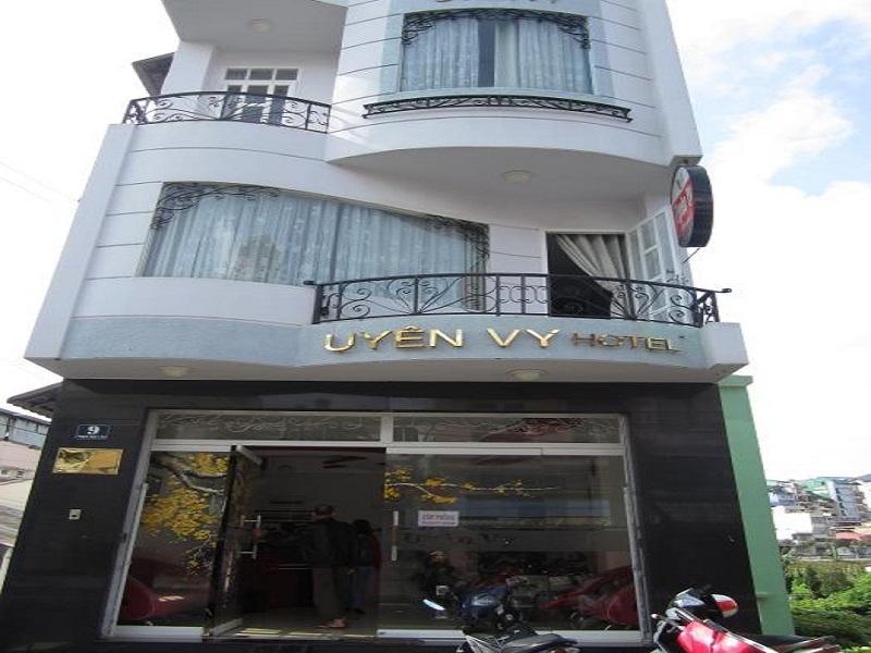 Hotell Uyen Vy Hotel