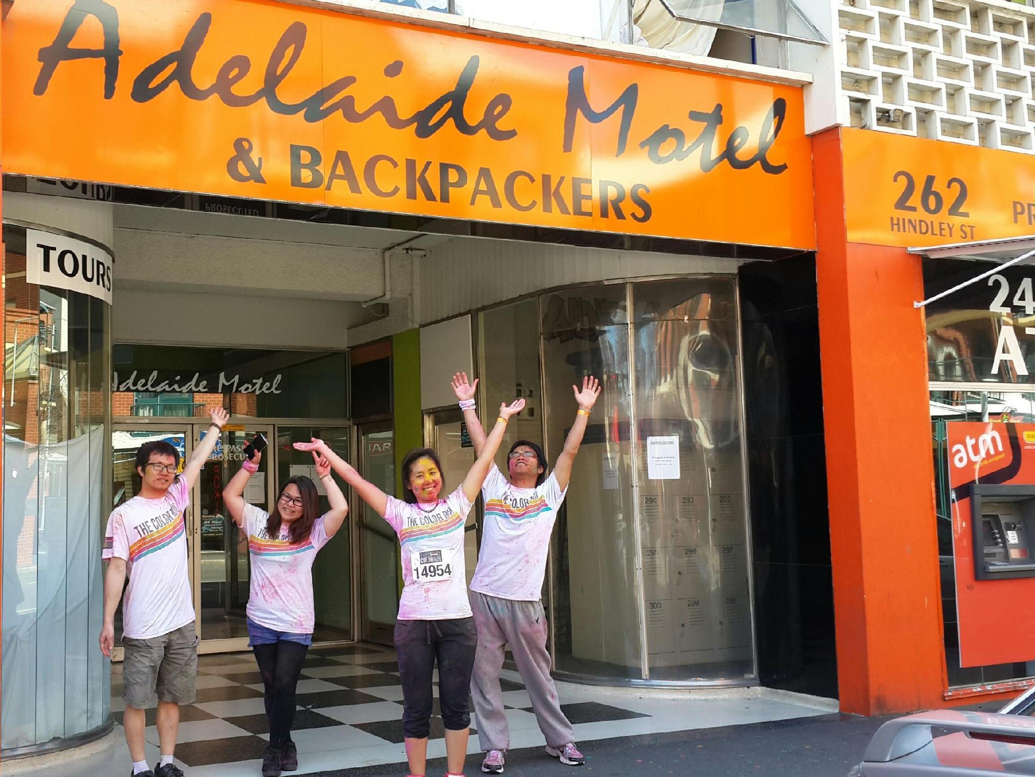 Adelaide Motel & Backpackers - Hotell och Boende i Australien , Adelaide