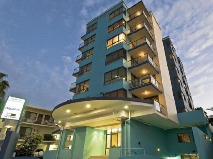 Aqualine Apartments - Hotell och Boende i Australien , Guldkusten
