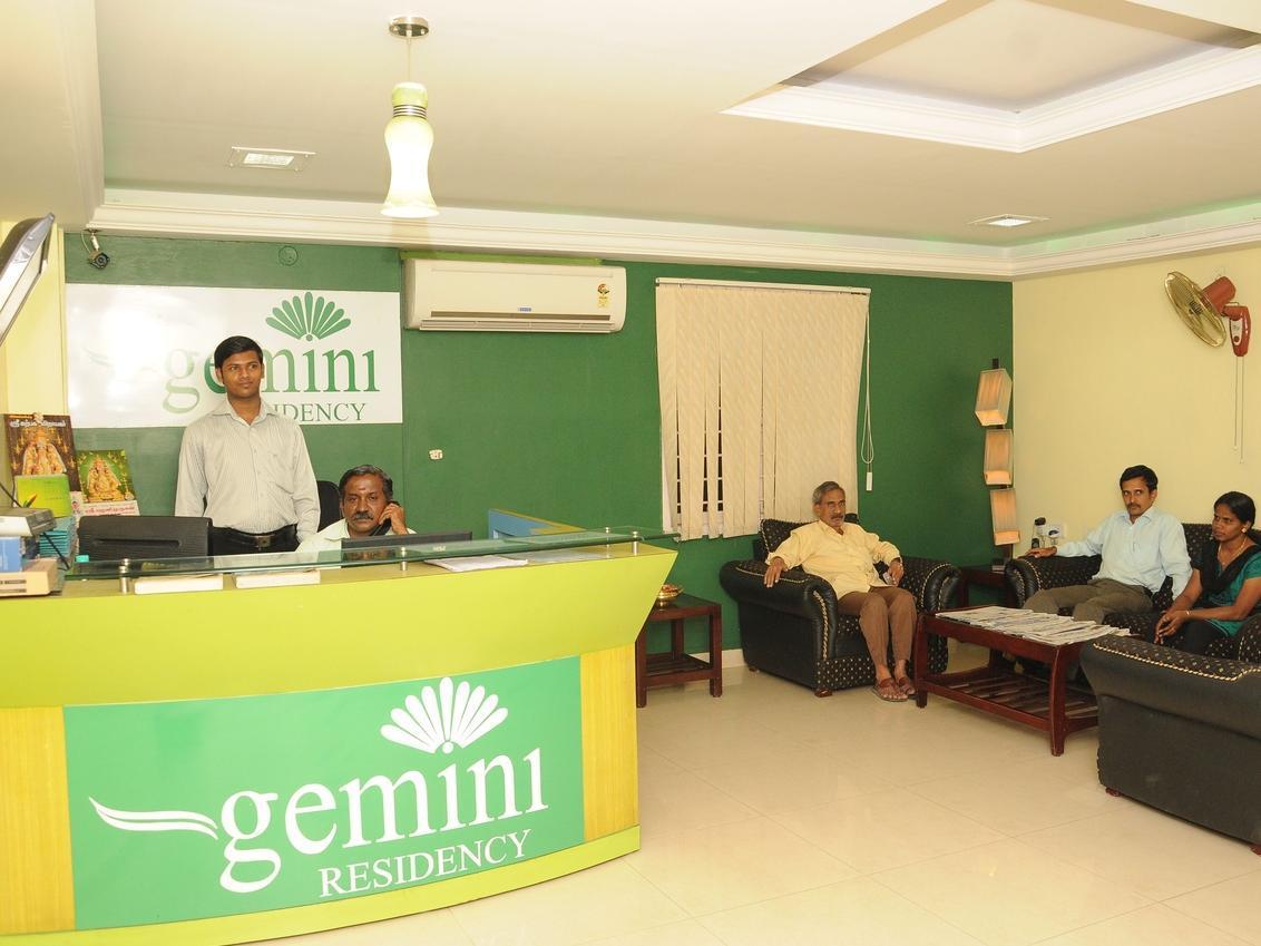 Gemini Residency - Hotell och Boende i Indien i Chennai