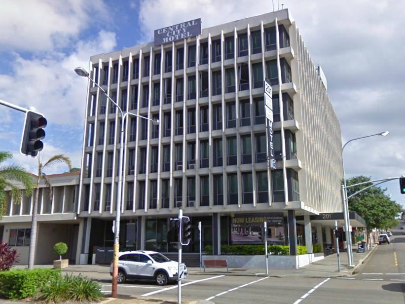 Central City Motel - Hotell och Boende i Australien , Townsville