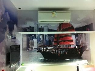 3D-イン 香港 香港 - ホテル内部