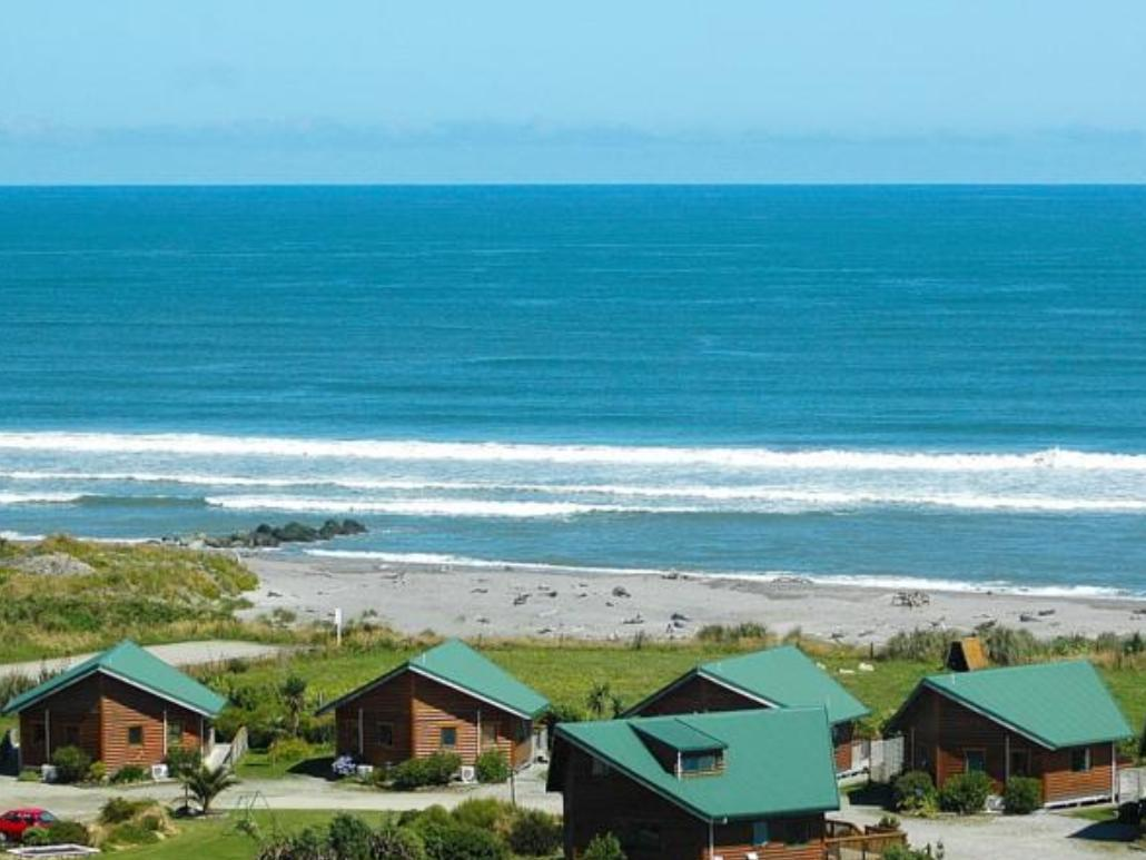 Shining Star Beachfront Accommodation - Hotell och Boende i Nya Zeeland i Stilla havet och Australien