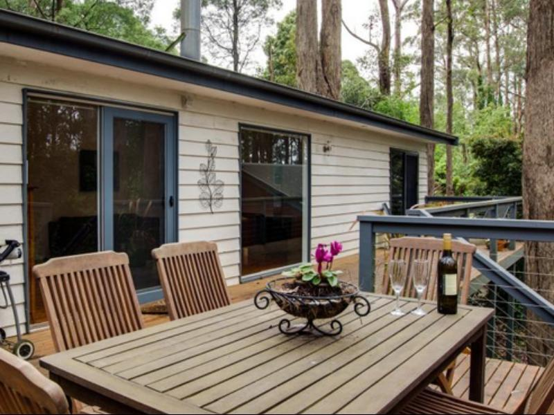 Wild Patch Retreat & Gourmet Chocolate Maker - Hotell och Boende i Australien , Mount Dandenong Ranges