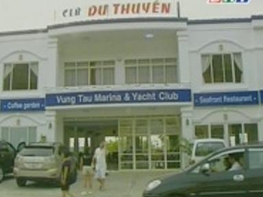 Hotell Vung Tau Yacht Club Hotel
