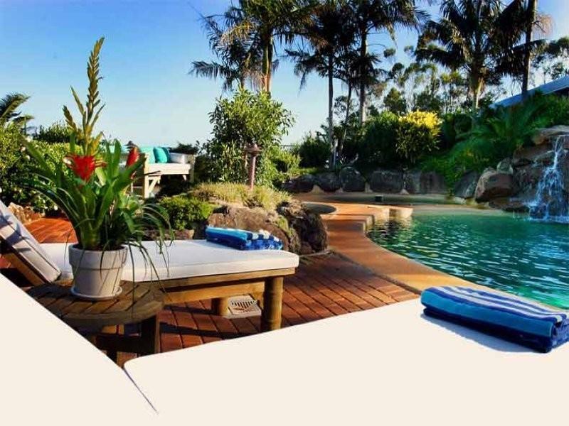 Four Winds Villas - Hotell och Boende i Australien , Byron Bay