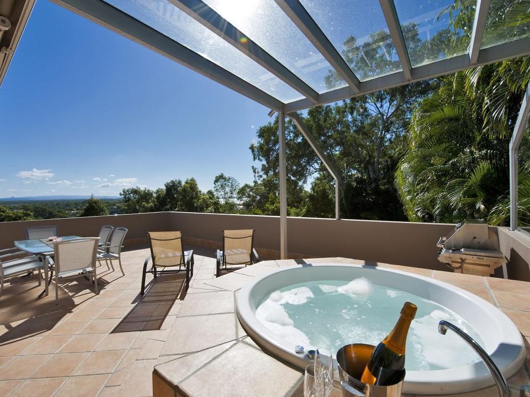 Picture Points Terraces - Hotell och Boende i Australien , Noosa