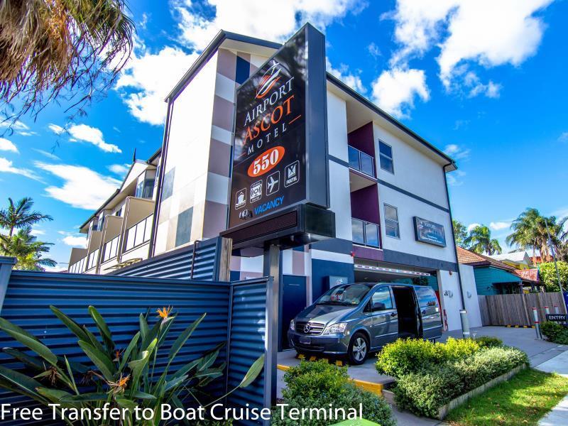 Airport Ascot Motel - Hotell och Boende i Australien , Brisbane