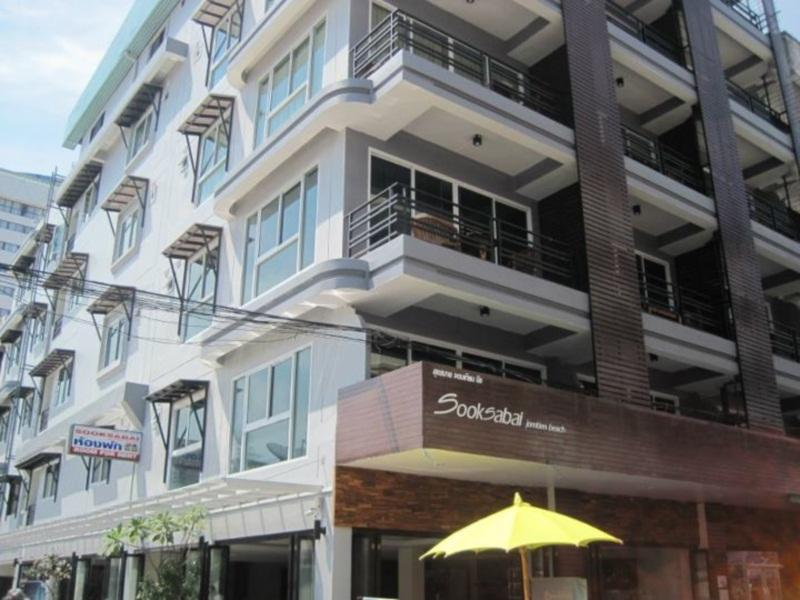 Sooksabai Jomtien Beach Hotel - Hotels and Accommodation in Thailand, Asia