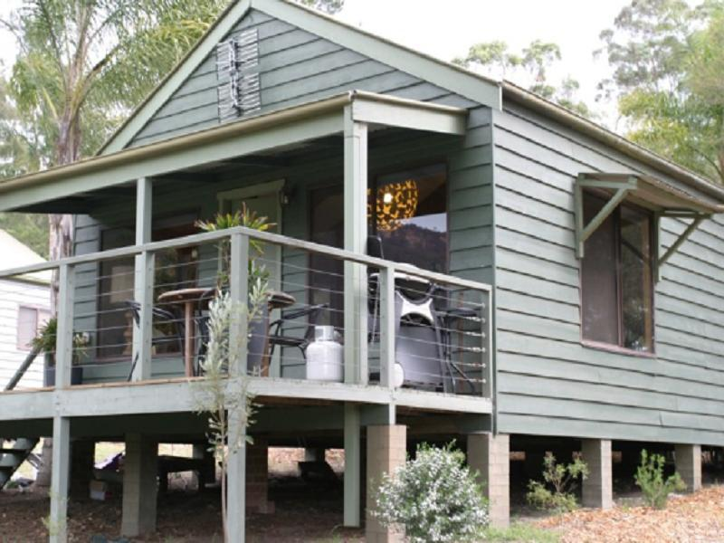 Kangaroo Valley Timber Cabin - Hotell och Boende i Australien , Kangaroo Valley