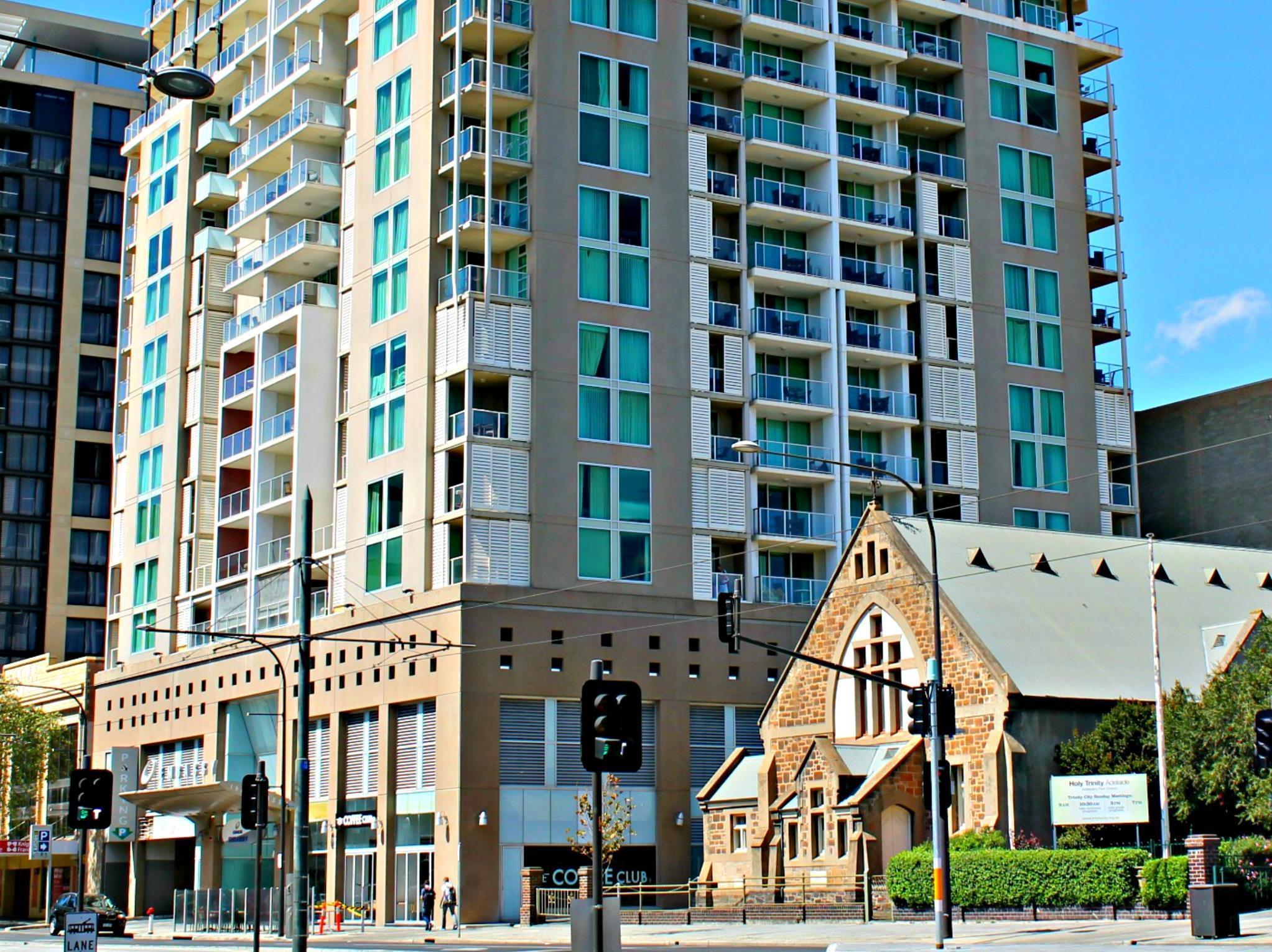 North Terrace – Adelaide DressCircle Apartments - Hotell och Boende i Australien , Adelaide