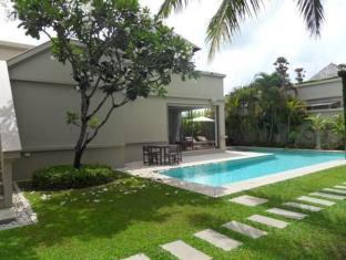 Bangtao Private Villas Phuket - Hotellet udefra