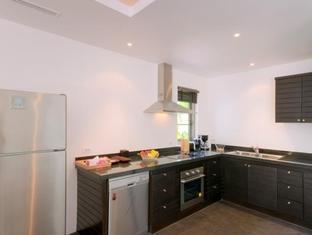 邦涛私人公寓 普吉岛 - 厨房