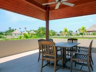 Bangtao Private Villas Phuket - Balkong/terrass