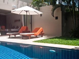 班陶私人別墅酒店 布吉 - 游泳池