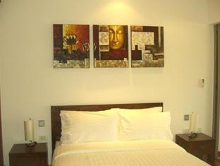 班陶私人別墅酒店 布吉 - 客房