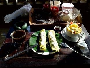 Suastika Bed & Breakfast Bali - Restaurant