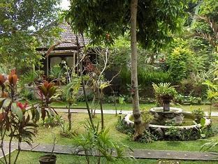 Suastika Bed & Breakfast Bali - Garden