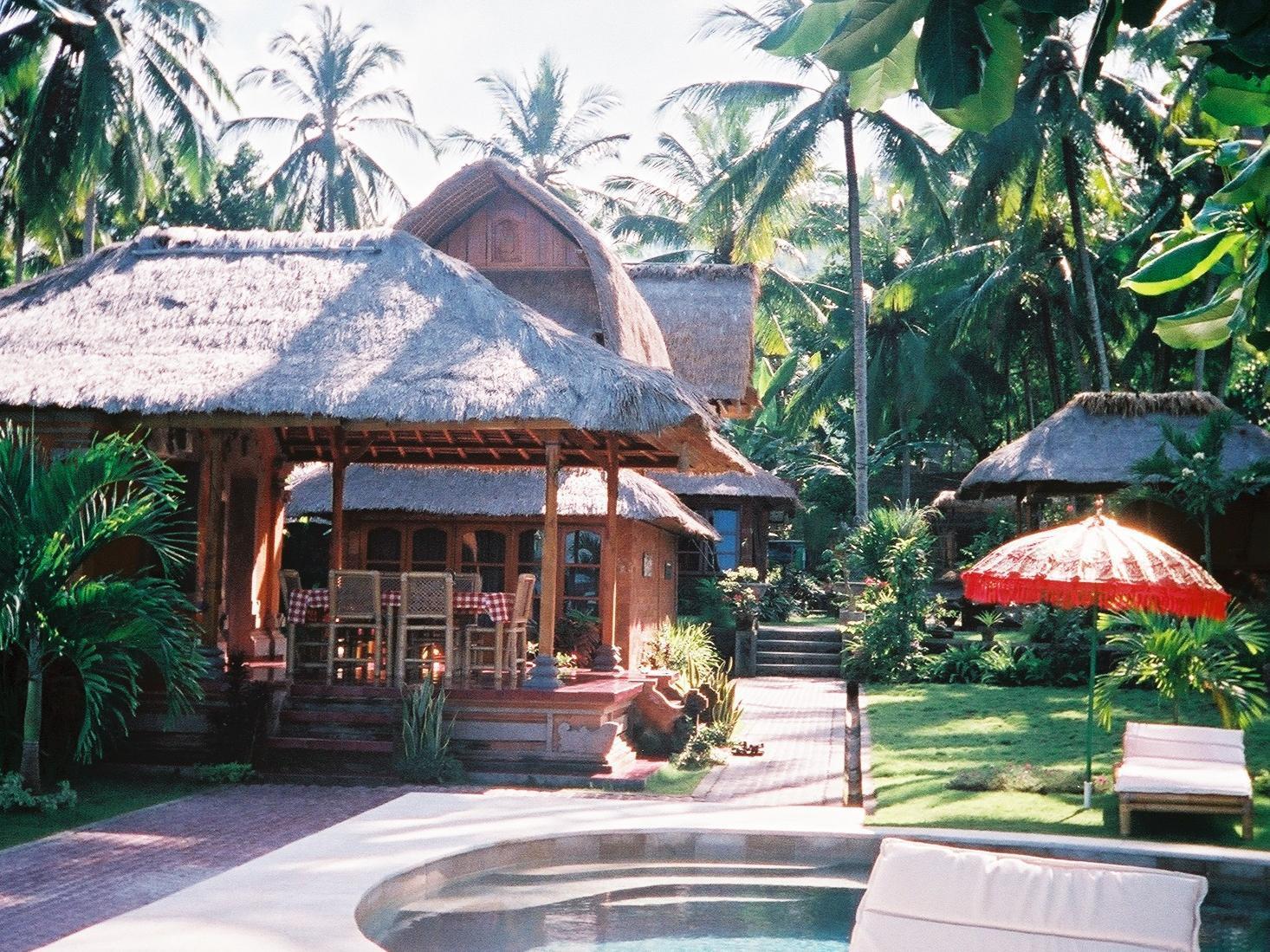 Hotell Villa Gading