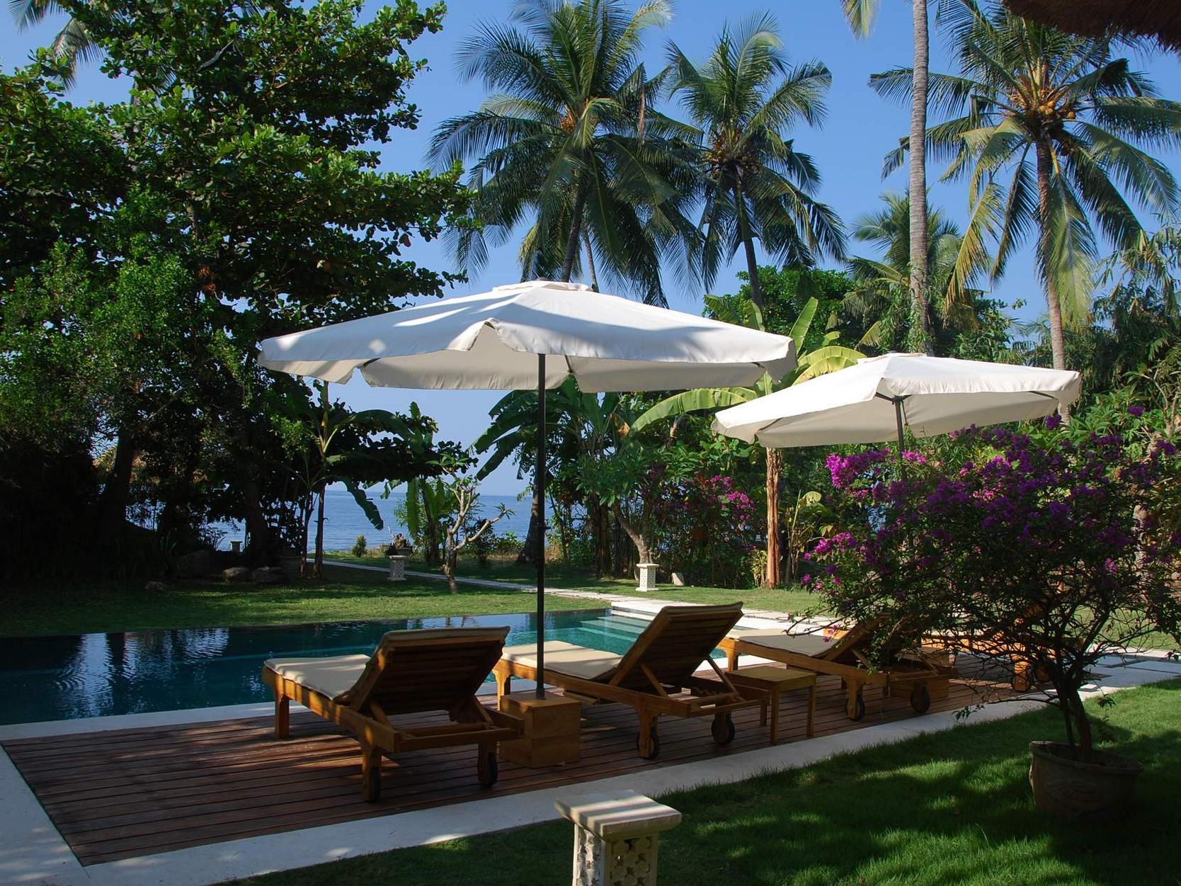 Hotell Villa Beachfront