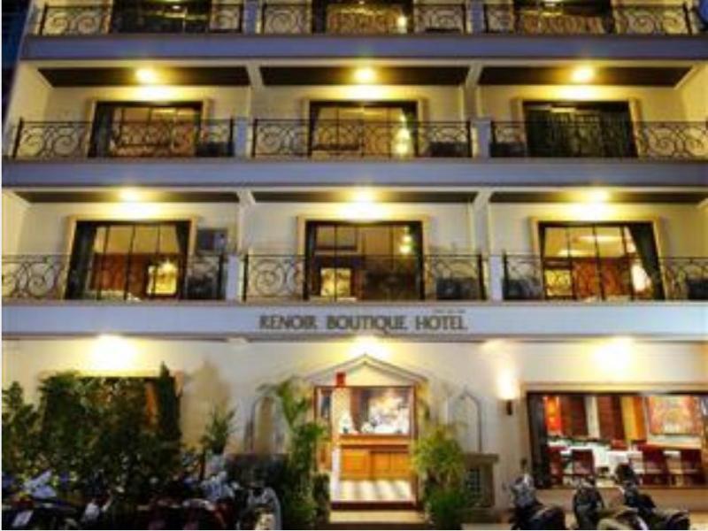 Renoir Boutique Hotel פוקט