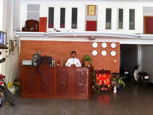 International Guesthouse Phnom Penh - Reception desk