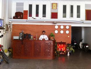 International Guesthouse Phnom Penh - Reception desk