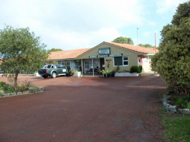 Emu Point Motel - Hotell och Boende i Australien , Albany