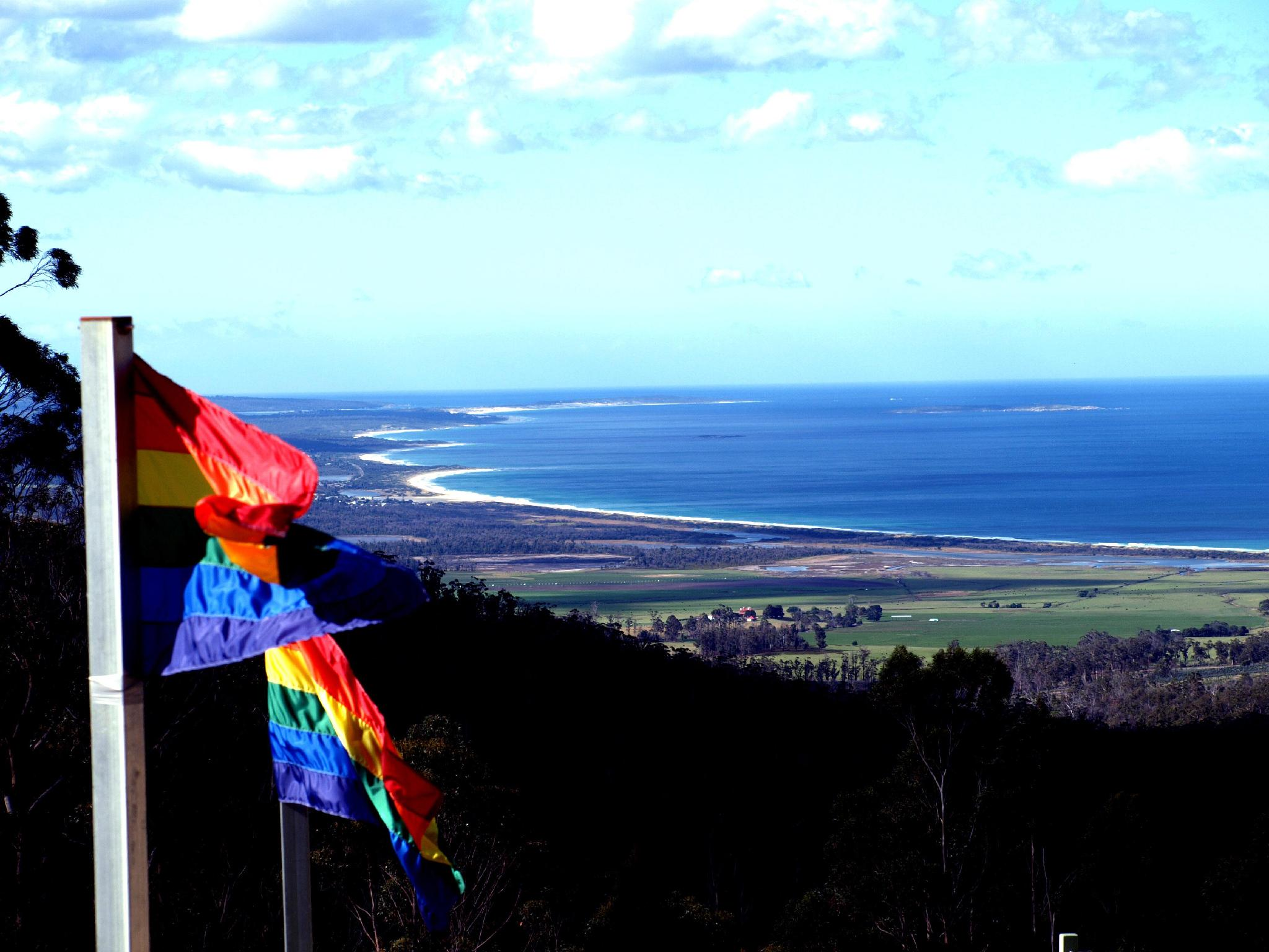 Rainbow Retreat Wilderness Eco Lodge & Cabins - Hotell och Boende i Australien , Saint Marys