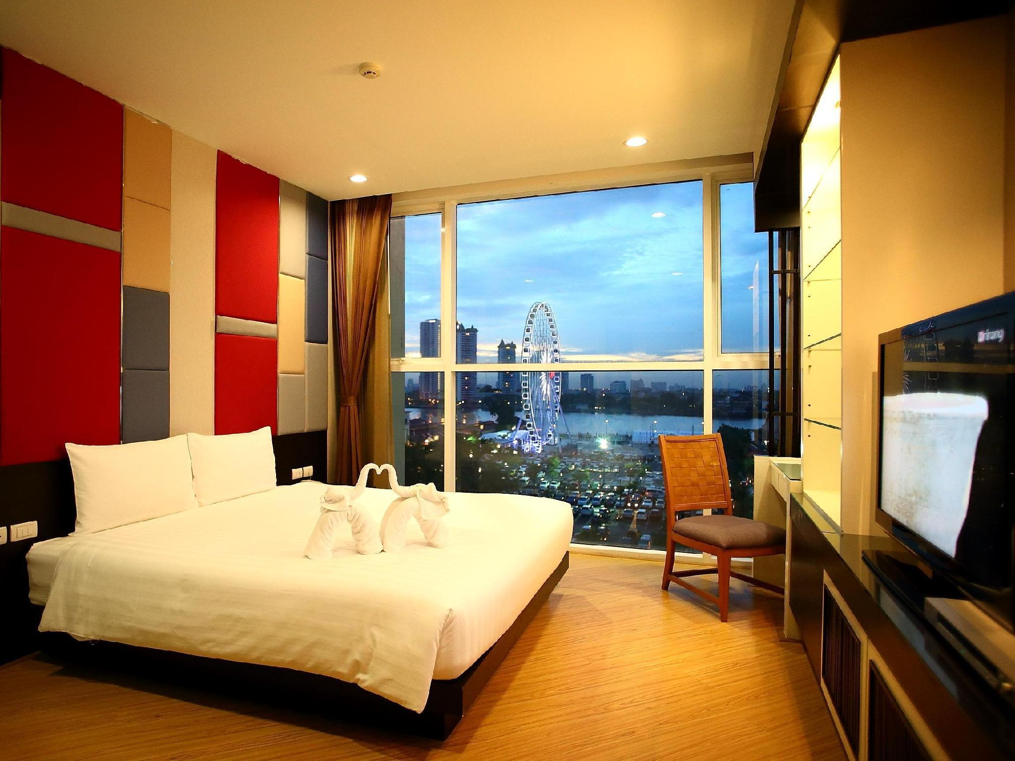 The Sunreno Serviced Apartment - Hotell och Boende i Thailand i Asien