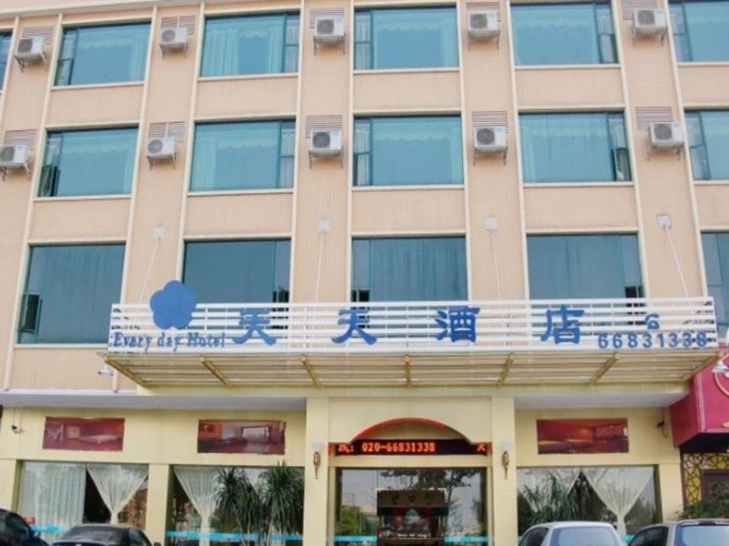 廣州白雲國際機場天天酒店