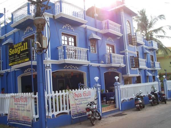 Hotel Seagull - Hotell och Boende i Indien i Goa
