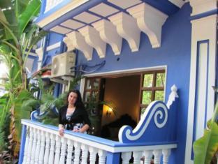 Mayflower Beach Resort North Goa - Balcony/Terrace