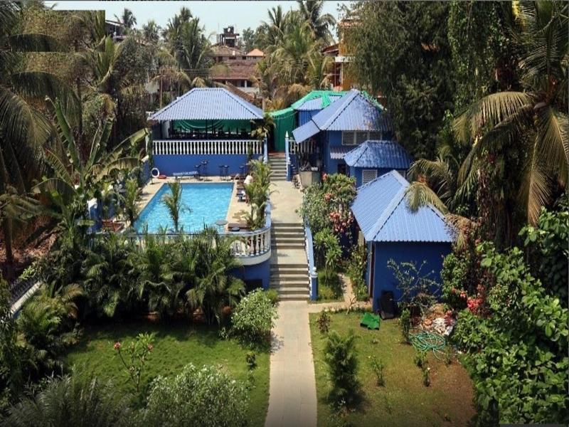 Mayflower Beach Resort - Hotell och Boende i Indien i Goa