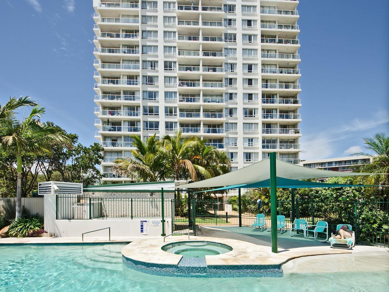 Burleigh Beach Tower - Hotell och Boende i Australien , Guldkusten