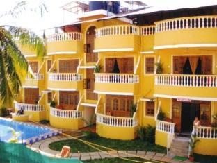 Villa Theresa Beach Resort - Hotell och Boende i Indien i Goa