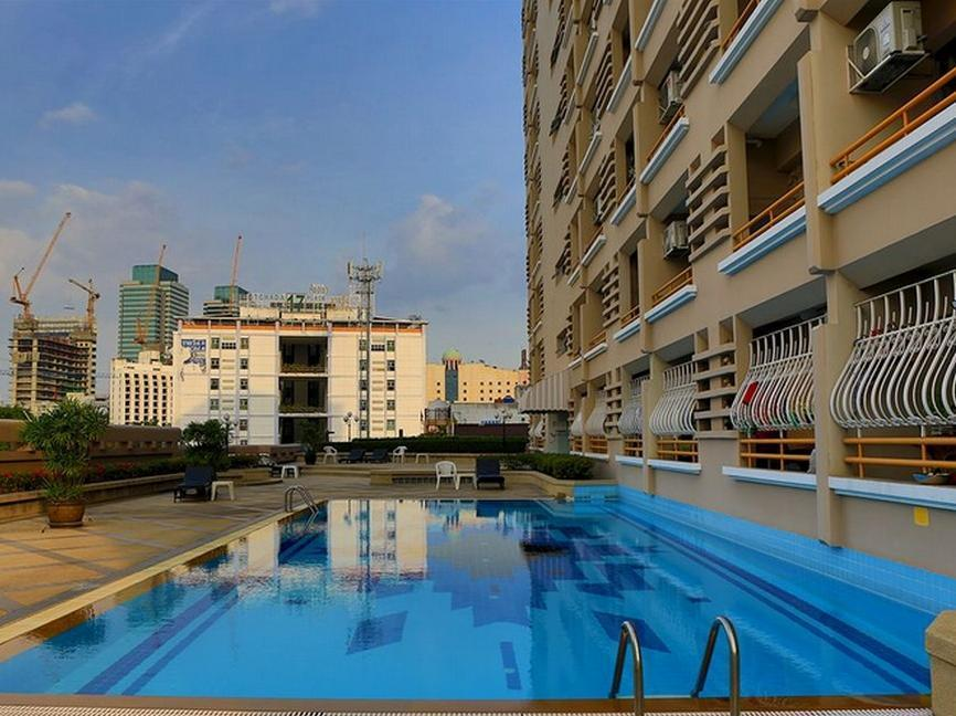 L.A. Tower Hotel - Hotels and Accommodation in Thailand, Asia
