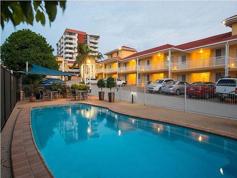 Harbour Sails Motor Inn - Hotell och Boende i Australien , Gladstone