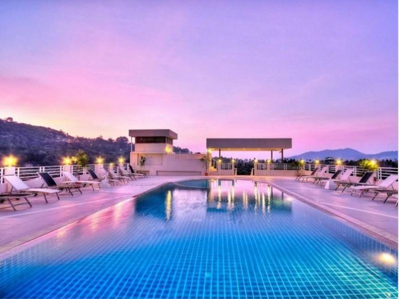 The ASHLEE Plaza Patong Hotel & Spa - Hotels and Accommodation in Thailand, Asia