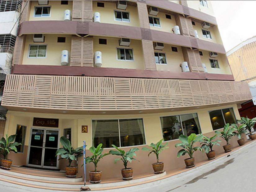 Hotell Cozy Villa Hotel i , Bangkok. Klicka för att läsa mer och skicka bokningsförfrågan