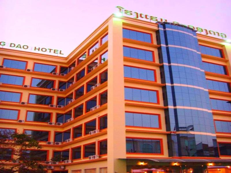 La Ong Dao Hotel 1 - Hotels and Accommodation in Laos, Asia