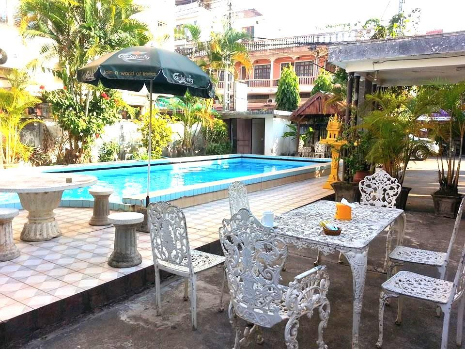 Villa Sisavad - Hotels and Accommodation in Laos, Asia