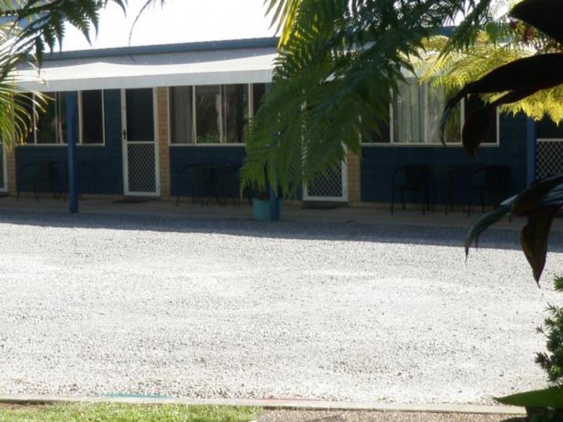 Tin Can Bay Motel - Hotell och Boende i Australien , Tin Can Bay