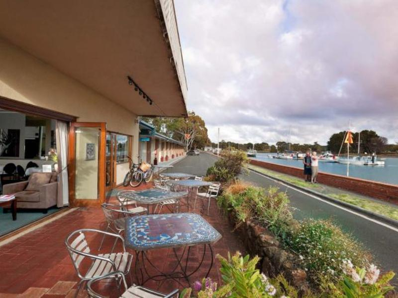 Burnie Airport Motel - Hotell och Boende i Australien , Wynyard