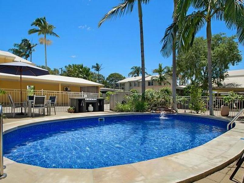 Noosa River Palms - Hotell och Boende i Australien , Noosa